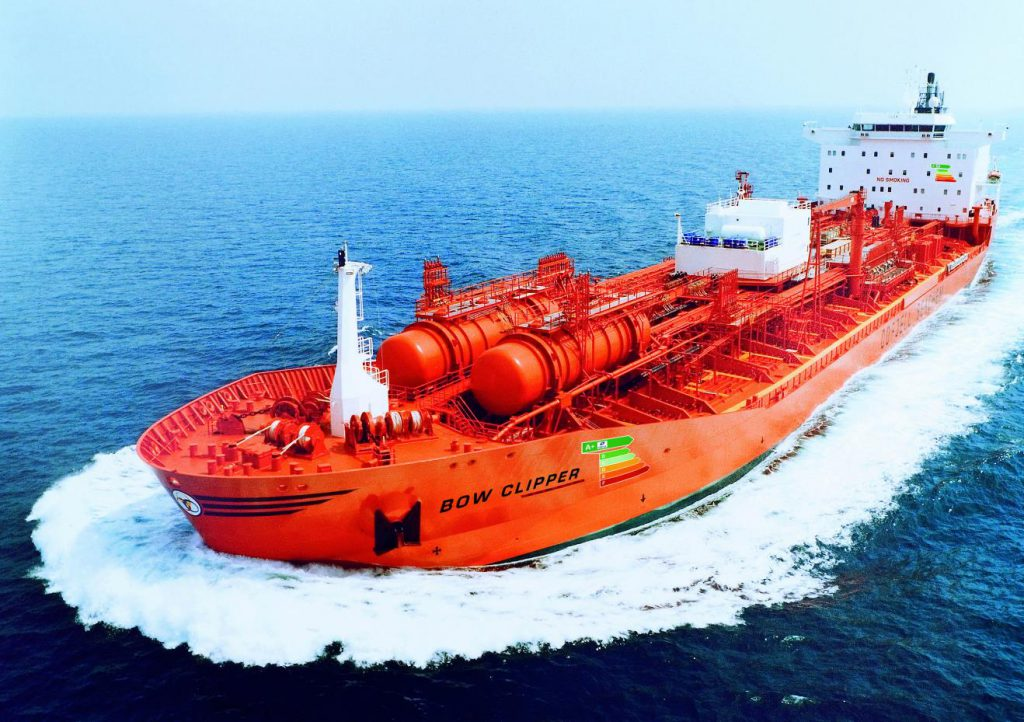 Guidance on the use of LPG installations on merchant vessels