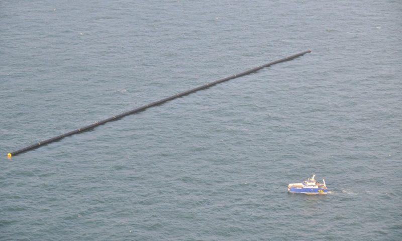 Image courtesy of the Maritime & Coastguard Agency