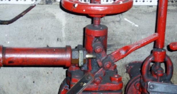 A fuel oil quick closing valve
