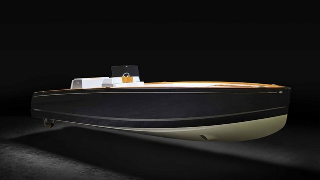 The world's first fully electric luxury yacht by Hinckley Yachts is set to launch in 2018