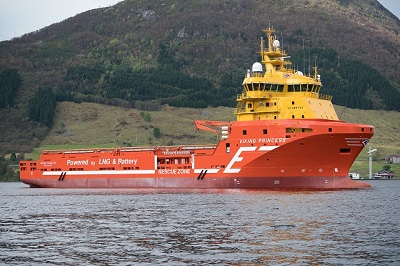 Offshore supply vessel Viking Princess