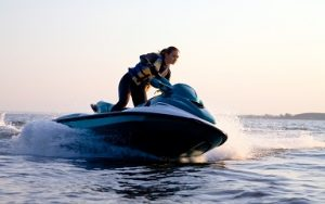 New regulations from the Danish Maritime Authority for operating personal watercraft come into force