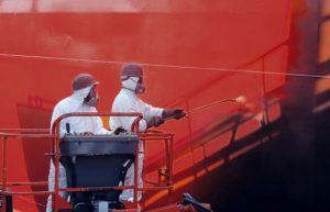 Confusion surrounds antifouling paints which have not been banned in the UK