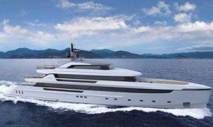 Electric hybrid superyacht range launched at boot Düsseldorf by Sanlorenzo