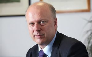 UK Transport Secretary proposes Maritime 2050 vision