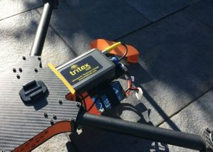 Tritex NDT launches a thickness gauge for mounting onto drones