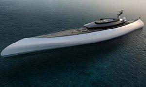 Oceanco unveils new 115m concept Tuhara superyacht