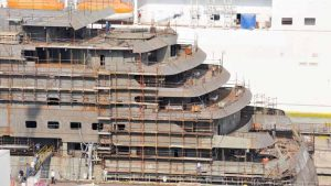 ILO adopts a new Code of Practice to improve safety and health in shipbuilding and ship repair