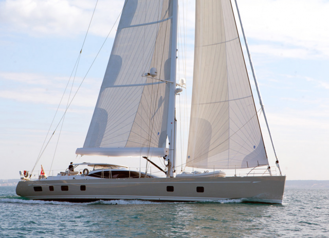 Richard Hadida Yachting is confirmed as the new owners of Oyster