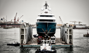 Turquoise Yachts launches its largest yacht so far at 77m (Photo credit ©Francisco Martinez)