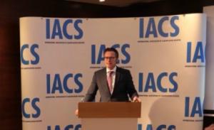 Knut Orbeck-Nilssen IACS Chairman