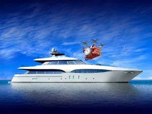 Martek Marine provides superyacht D-Fence from drone threat