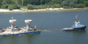 DNV GL issues standard for the transport and installation of wind power plants