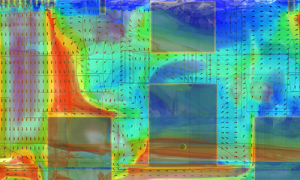 Heinen & Hopman have launched new CFD-analysis service to reduce HVAC costs