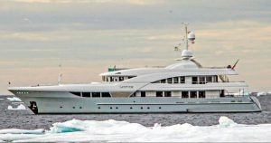 Orams Marine nominated for World Superyacht Awards for their refit work on Latitude
