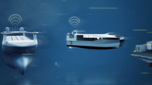 Kongsberg and Wilhelmsen joint venture to launch an autonomous shipping only organisation entitled Massterly