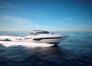 Princess Yachts orders exceeded US$1BN last year