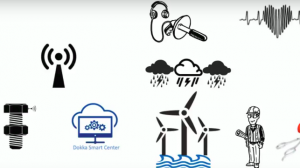 Intelligent wireless bolts in wind turbines or satellites may be able to let the operator know when something is wrong