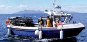 The failure of engine cooling system pipework is one of the most common causes of flooding on small fishing vessels