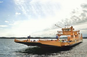 Topic areas of the project's final reports include the technical feasibility of converting vessels to propulsion using Methanol