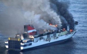 To raise awareness, the Standard P&I Club has published a 36 page guide about fire risks on ferries.