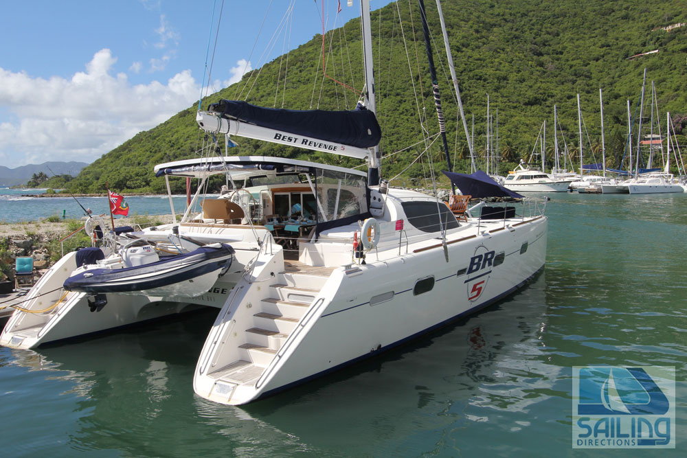 Image credit: Sailing Directions
