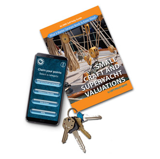 The International Institute of Marine Surveying publishes a series of self help handy guides