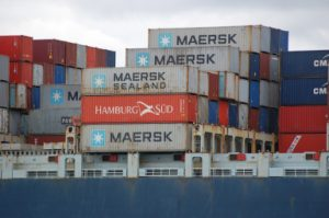 A primary concern is the problem of mis-declared dangerous goods, with some sources suggesting that container fires occur on a weekly basis and that a major container cargo fire engulfs a ship at sea on average once every 60 days.
