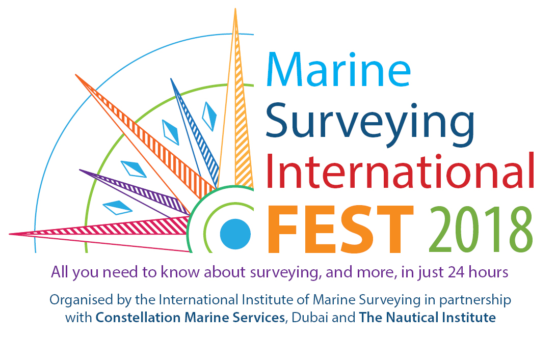 Marine Surveying International Fest 2018 - The International