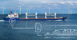 Following on from the 2017 report, the new Maritime Forecast to 2050 focusses on the challenges of decarbonizing the shipping industry.