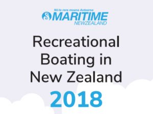 Incoming Chair of the Safer Boating Forum and Maritime NZ Deputy Director Sharyn Forsyth said the 2018 Ipsos survey is encouraging and shows that boaties' safety behaviour has improved in the four key risk areas identified and targeted by the 23-member Safer Boating Forum.