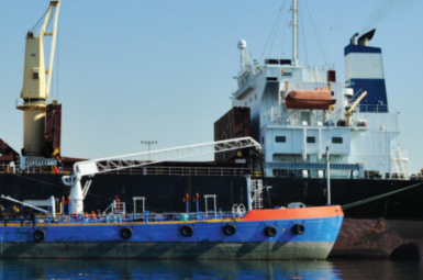 How to conduct a safe bunkering operation
