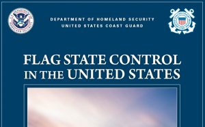 The US Coast Guard has published its Domestic Vessel Annual Report