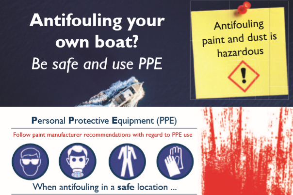 British Coatings Federation to launch protect, collect and dispose antifouling initiative