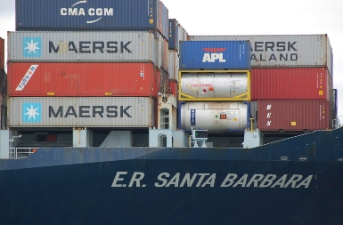 Shippers are expected to be fined for misdeclared cargo