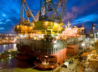 ShipManager Hull software by DNV GL will be used by Saipem