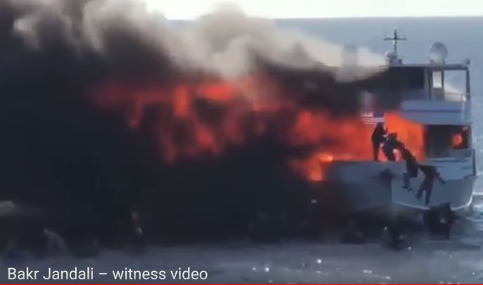 Deadly Boat Fire