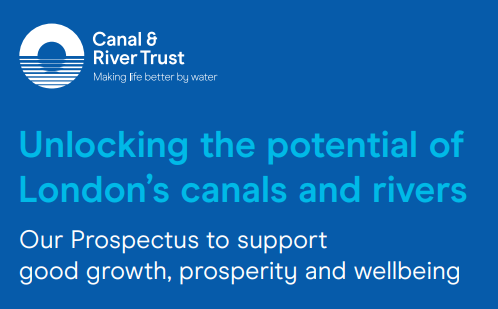 The Canal & River Trust launches its new Prospectus