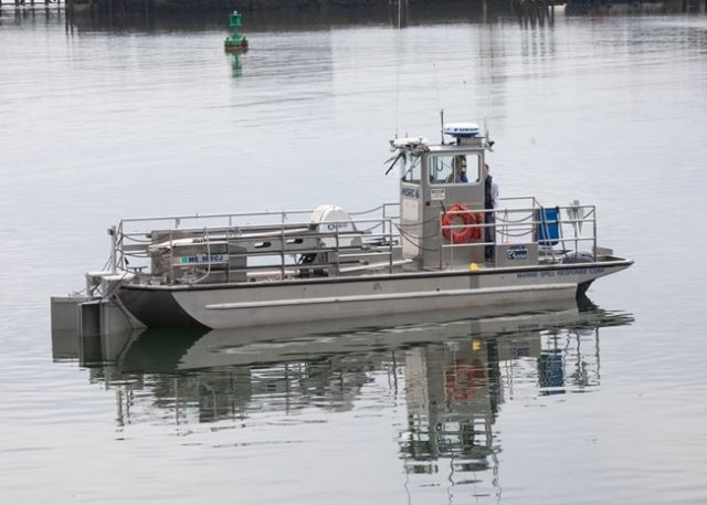 Spill Response Vessel