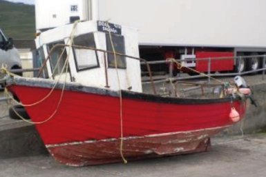 MCIB publishes report on the fatal sinking involving the fishing vessel 'Beal Sruthan'