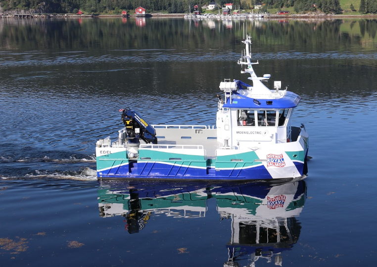New hybrid vessel from NRS Farming