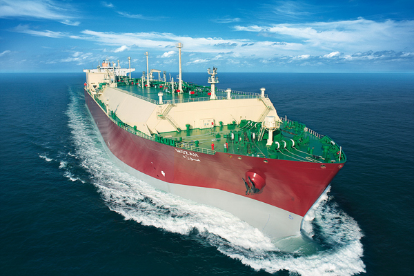 LNG shipbuilding around the corner