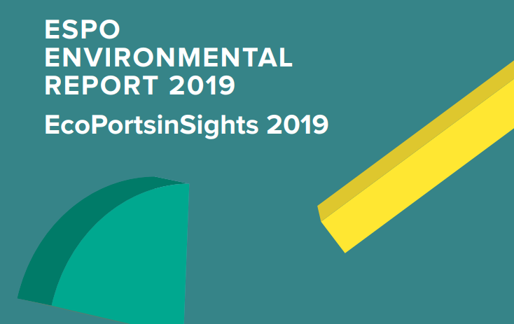 European Sea Ports Organisation publishes its annual Environmental Report