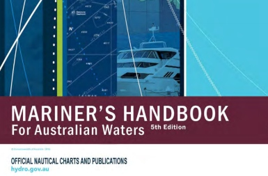 Australian Mariner's Handbook 5th edition now available online
