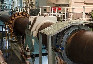 DNV GL will update its shaft alignment design rules