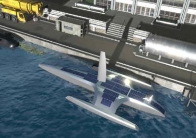 IBM joins effort to build an autonomous research vessel