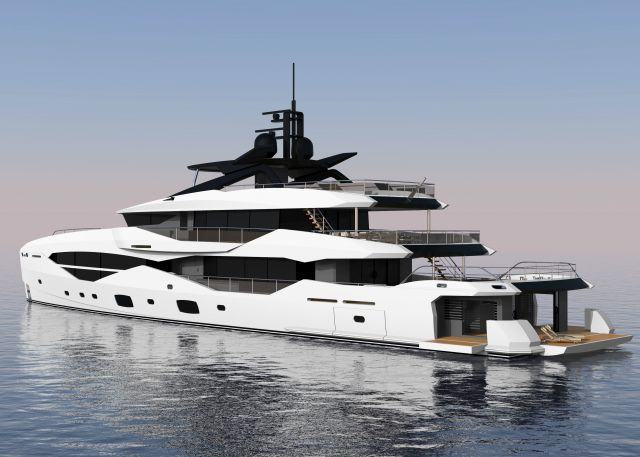 Sunseeker has announced its intention of moving into metal-built yachts