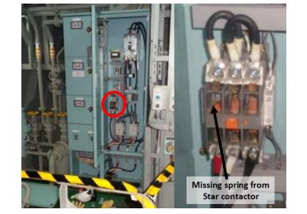 Electrocution onboard the vessel STI WINNIE