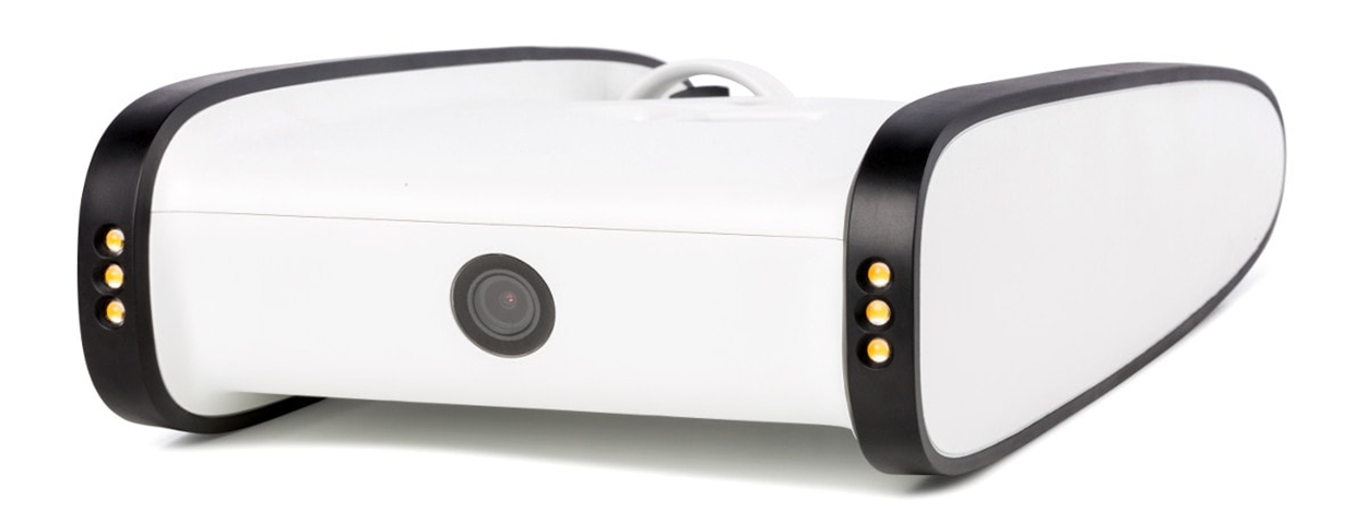 Figure 2: Micro Class Trident ROV (underwater drone) - Picture courtesy OpenROV