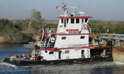 Towboat Miss Roslyn